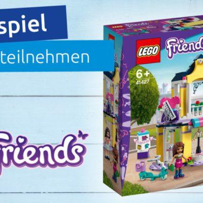 duo schreib & spiel Gewinnspiel: LEGO Friends zu gewinnen
