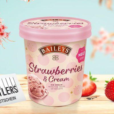 BUNTE.de Gewinnspiel: Baileys Eiscreme zu gewinnen