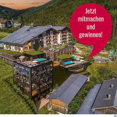 kribbelbunt.de Gewinnspiel: Familienurlaub zu gewinnen