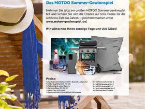 MOTOO Gewinnspiel: Samsung Galaxy S20, Weber Gasgrill und viele weitere Preise zu gewinnen