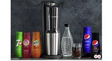 Für Sie Gewinnspiel: zwei Sodastream CRYSTAL Wassersprudler zu gewinnen