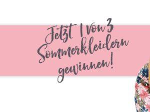 Olsen Fashion Gewinnspiel: 3 Olsen Sommerkleider zu gewinnen