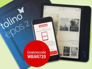 Weltbild Gewinnspiel: eBook-Reader zu gewinnen