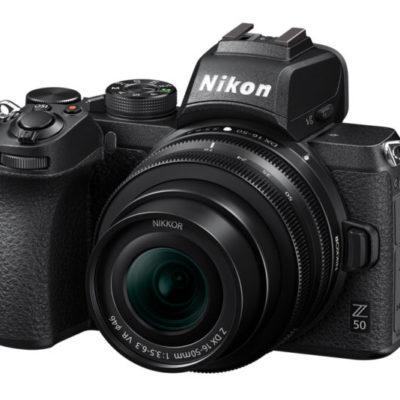 BRIGITTE MOM Kundenmagazin Gewinnspiel: Nikon Z 50 Kamera zu gewinnen