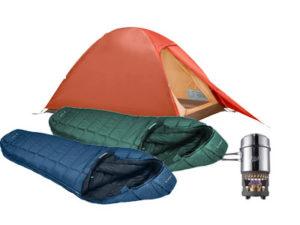 EDEKA Gewinnspiel: Camping-Set von Vaude zu gewinnen