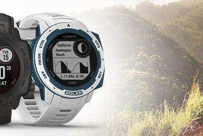 Dakine Gewinnspiel: 3 Garmin Instinct Solar GPS-Smartwatches zu gewinnen