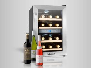 Kaufland Gewinnspiel: 1 von 8 Weinkühlschränken zu gewinnen