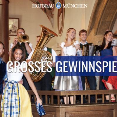 Hofbräu München Gewinnspiel: Designer-Dirndl zu gewinnen