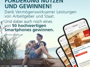 Deka Gewinnspiel: 1 von 50 iPhone 11 BLACK zu gewinnen