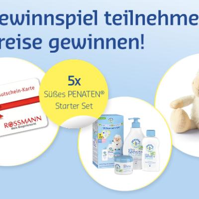 Rossmann Gewinnspiel: Rossmann-Gutschein und Produktpakete zu gewinnen