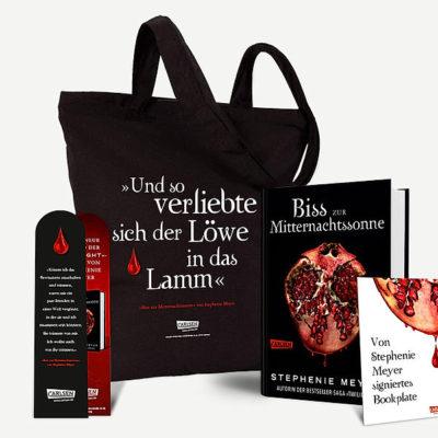 """Weltbild Gewinnspiel: Fanpaket """"Bis(s) zur Mitternachtssonne"""" zu gewinnen"""