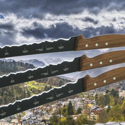 SWISS Finest Gewinnspiel: Design-Brotmesser von PanoramaKnife zu gewinnen