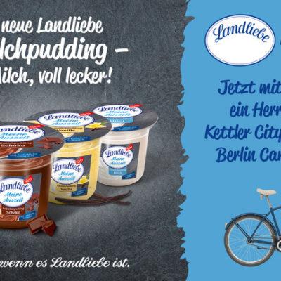 tegut Gewinnspiel: zwei Herren-Fahrräder von Kettler zu gewinnen
