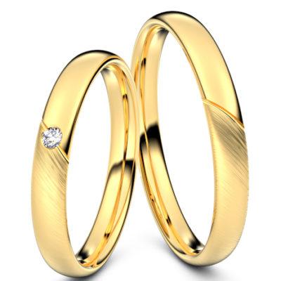Gewinnspiel für bald heiratende Paare: Trauringe zu gewinnen