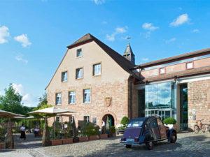 myself Gewinnspiel: Aufenthalt im 4-Sterne-Hotel Kloster Hornbach zu gewinnen