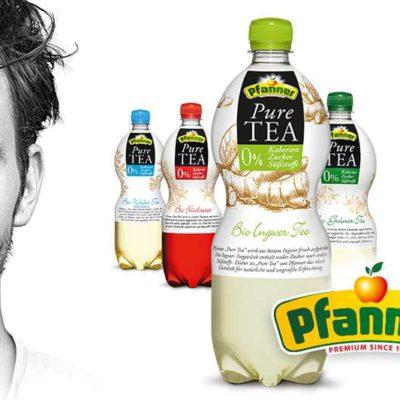 fit for fun Gewinnspiel: 5 x 24 Liter Pure Tea zu gewinnen