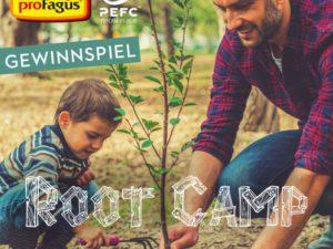 BayWa Gewinnspiel: Plätze im Root Camp zu gewinnen