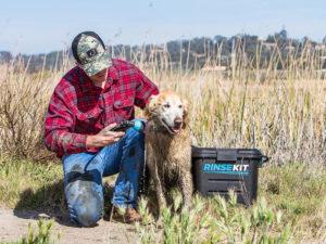 Ein Herz für Tiere Gewinnspiel: Mobile Hundedusche zu gewinnen