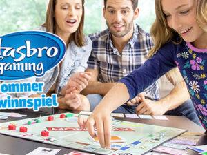 ROFU Spielwaren Gewinnspiel: Hasbro Gaming Spielpakete zu gewinnen