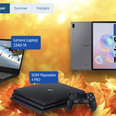 Lidl Gewinnspiel: Lenovo Laptop, Apple iPhone und viel mehr zu gewinnen