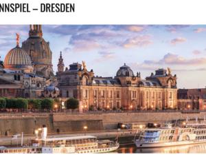 MAGAZIN Lübecker Bucht Gewinnspiel: Dresden für zwei zu gewinnen