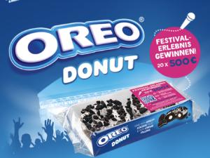 OREO Gewinnspiel: 500 Euro zu gewinnen