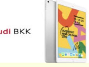 Audi BKK Gewinnspiel: Apple iPad zu gewinnen