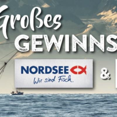 Nordsee Gewinnspiel: 10 Trekking-Rucksäcke von VAUDE zu gewinnen