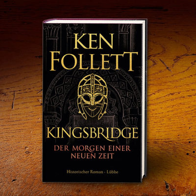 Weltbild Gewinnspiel: handsignierter Roman von Ken Follet zu gewinnen