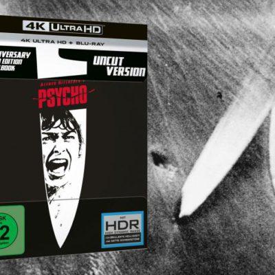 """CINEMA Gewinnspiel: """"Psycho"""" UHD-Steelbooks zu gewinnen"""