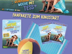 """familös Gewinnspiel: Fanpakete von """"Meine wunderbar seltsame Woche mit Tess"""" zu gewinnen"""