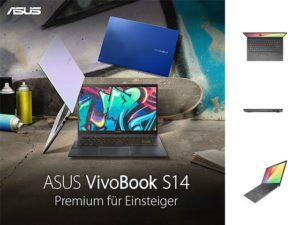 Autozeitung Gewinnspiel: ASUS VivoBook S14 S431 zu gewinnen