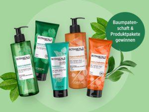dm Gewinnspiel: Botanicals Fresh Care zu gewinnen