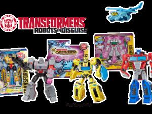 TOGGO Gewinnspiel: Transformers Pakete zu gewinnen