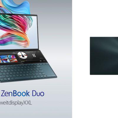 GQ Magazin Gewinnspiel: ASUS ZenBook Duo Notebook zu gewinnen