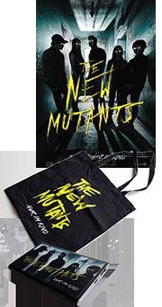 """KinoNews Gewinnspiel: """"The New Mutants"""" Produktpaket zu gewinnen"""
