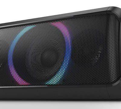 TURN ON Gewinnspiel: TMXA5 Bluetooth-Lautsprecher von Panasonic zu gewinnen