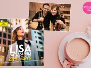 Café Meins Gewinnspiel: Lisa Batiashvili Album zu gewinnen