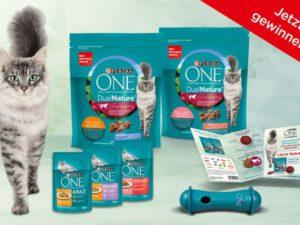 Bild der Frau Gewinnspiel: Purina One Produktpaket zu gewinnen