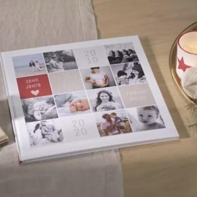 FÜR SIE Gewinnspiel: Cewe Fotobuch zu gewinnen