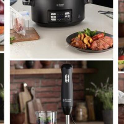 MediaMarkt Gewinnspiel: Küchengeräte-Set von Russell Hobbs zu gewinnen
