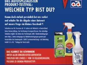 DIE AUTOSPEZIALISTEN Gewinnspiel: Felgenreiniger-Produkte zu gewinnen
