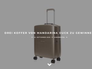reisen EXCLUSIVE Gewinnspiel: HardCase-Koffer zu gewinnen