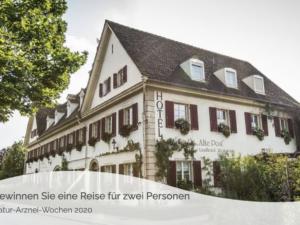 Reformhaus Gewinnspiel: Übernachtung im Markgräflerland zu gewinnen