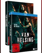 """KinoNews Gewinnspiel: """"Van Helsing – Staffel 3"""" zu gewinnen"""