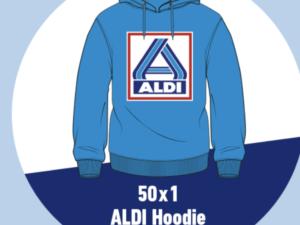 ALDI Nord Gewinnspiel: ALDI-Hoodies zu gewinnen