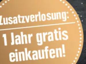 EDEKA Gewinnspiel: 1 Jahr gratis Einkauf zu gewinnen