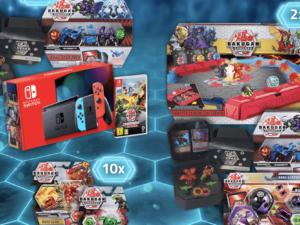 TOGGO Gewinnspiel: Nintendo Switch & Bakugan-Pakete zu gewinnen