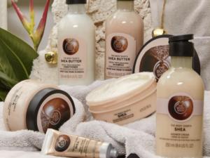 BRIGITTE Gewinnspiel: The Body Shop Geschenktüten zu gewinnen