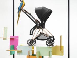 Burda Style Gewinnspiel: Cybex Kinderwagen zu gewinnen